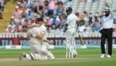 Virat Kohli's 200 runs in vain as India lose Edgbaston Test vs England