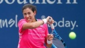 Cincinnati Open: Defending champion Muguruza stunned by world No.44