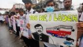 Bangladeshi teens bring Dhaka to halt in protest against road rage