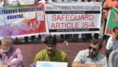 Why is Article 35A important for Jammu and Kashmir?