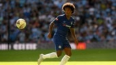 Willian keen to work with Maurizio Sarri at Chelsea