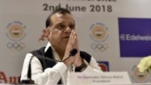 Narinder Batra says the IOA, SAI and sports ministry have got along very well for the Asian Games (Getty Images)