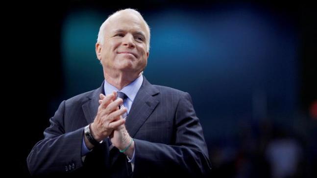 John McCain passes away