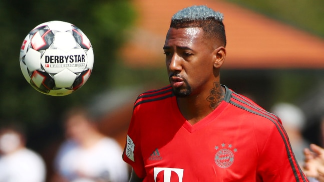 Man Utd, Arsenal, PSG battle it out for Boateng