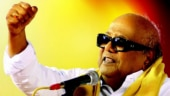Why did Karunanidhi let go of his dark glasses but keep the yellow shawl?