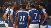 The Indian men's kabaddi team lost to Iran in the semi-final, where as the women's kabaddi team defeated Chinese Taipei 27-14 to enter their third successive final.