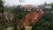 Karnataka floods: 4 killed in Kodagu district as house collapses due to landslide