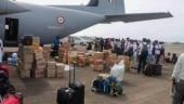 Navy recalls 30 more rescue teams as flood waters recede in Kerala