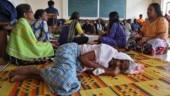 Rain abates in Kerala, thousands still stranded