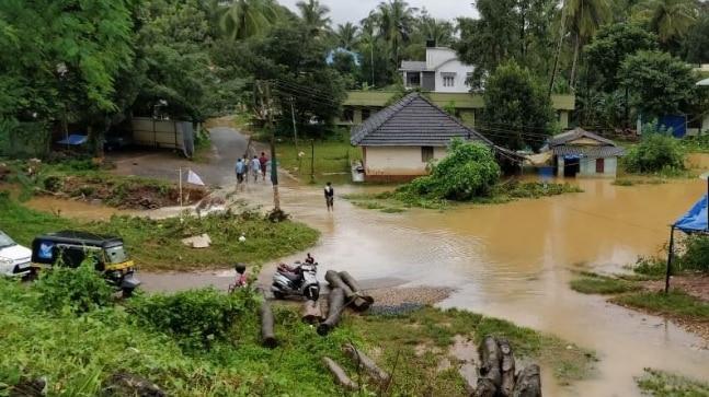 Kerala rains, Kerala flood
