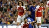 Arsenal's Kolasinac, Maitland-Niles ruled out until October with injuries