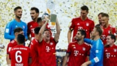 Lewandowski hat-trick helps Bayern Munich lift German Super Cup for 7th time