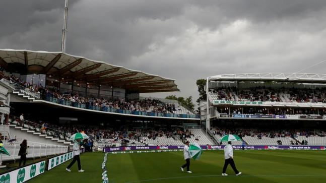 More rain expected at Lord's