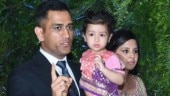 Papa is good or bad? Ziva Dhoni has a smart answer. Watch video