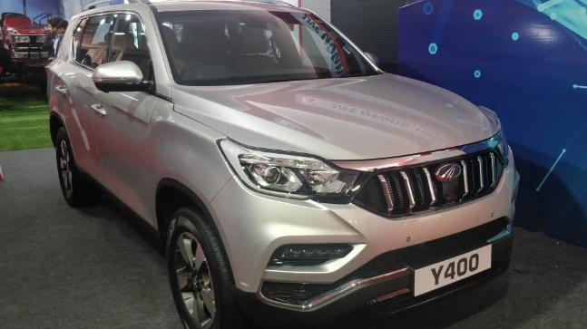 Codenamed Y400, the SUV will most likely go on sale in the Indian automotive market as the XUV700.