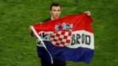 Croatia's Mandzukic announces international retirement a month after World Cup