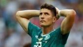 Germany's Mario Gomez announces retirement from international football