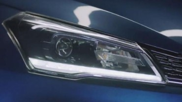 The facelifted Ciaz will be bringing a reworked front and rear design, with new LED headlamps and taillamps, with added LED DRLs.