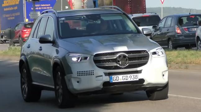 Codenamed W167, the next-gen GLE will most likely make its world debut at the Paris International Motor Show to be held this October.