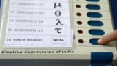 What is NOTA and what is its role in the Rajya Sabha elections?