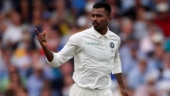 Hardik Pandya picked up his maiden five-wicket haul in Test matches in the third match at Trent Bridge in Nottingham on Sunday.