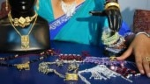 It is suspected that jewellery worth Rs 50 lakh was looted.