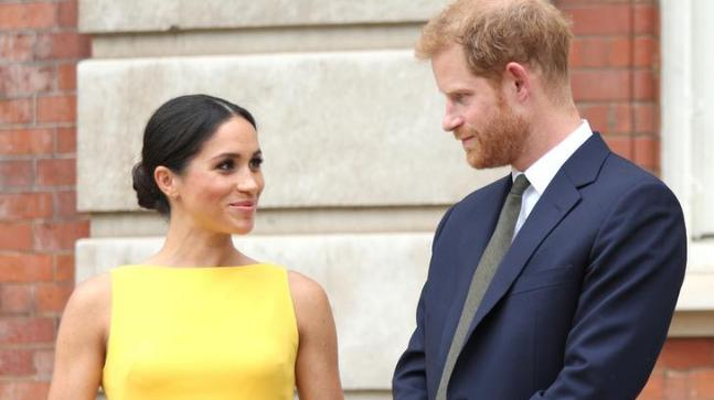 Prince Harry & Meghan Markle Reportedly Adopt Dog Together!