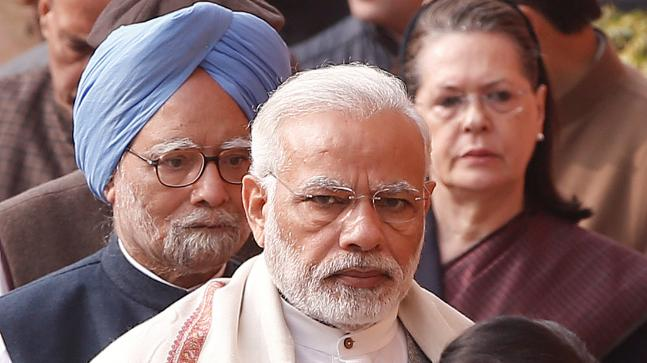 Report showing higher GDP growth during Manmohan era removed from govt website