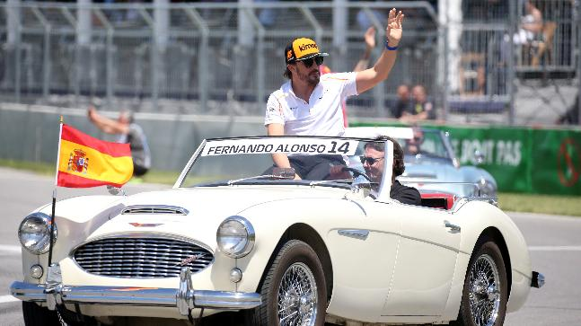 Fernando Alonso has won the championship twice with Renault in 2005 and 2006