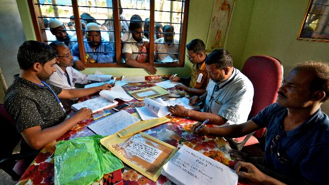 Assam NRC leaves out many people from final draft
