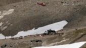 20 killed in plane crash in Switzerland