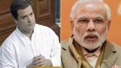 Rahul Gandhi tears into PM Modi, calls NDA rule a failed government