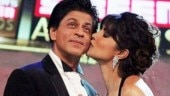 Shah Rukh was asked about Priyanka Chopra's engagement. His response is winning the internet