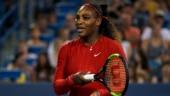 Cincinnati Open: Serena Williams loses to Petra Kvitova in second round