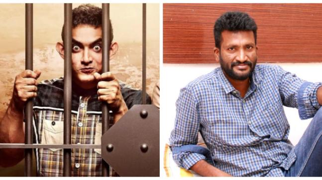 Aamir Khan in PK and director Suseenthiran