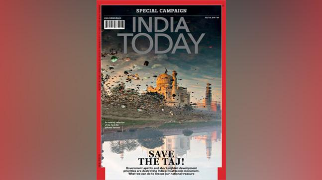 save the taj