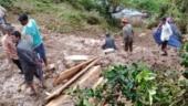 Uttarakhand: 4 killed in landslide in Tehri Garhwal district, rescue underway