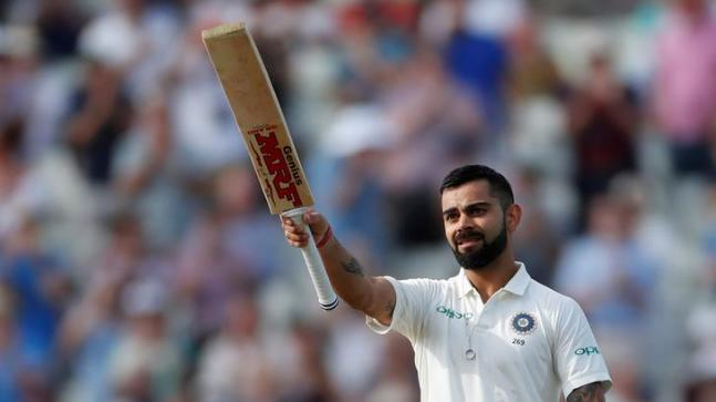 India need 194 to win first Test after England collapse
