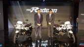 TVS launches Radeon commuter motorcycle for Rs 48,400