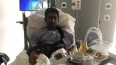 Wriddhiman Saha undergoes surgery in Manchester under BCCI supervision