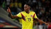Barcelona's Yerry Mina, Andre Gomes sign for Everton, Kalinic moves to Atletico