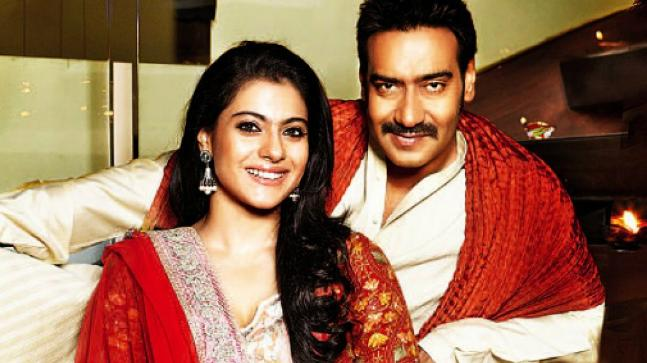 Image result for kajol and ajay