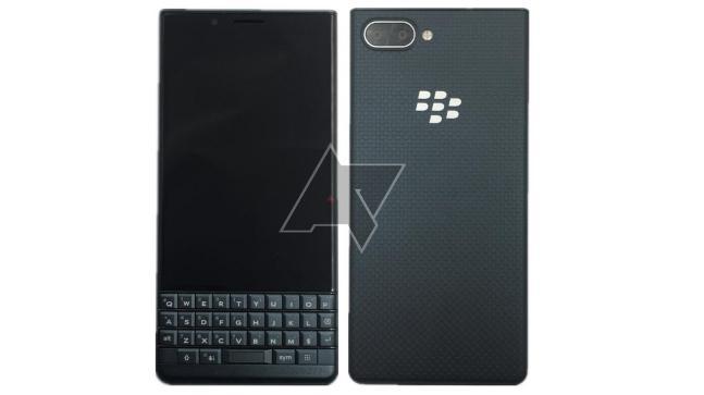 BlackBerry KEY2 LE images and spec details leak out