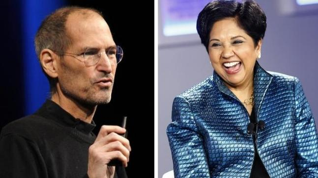 When Steve Jobs told PepsiCo's Indra Nooyi: Don't be too nice
