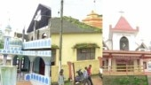 Church, temple and madrasa in Kodagu town turned into relief camps