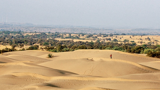 Is South India turning into desert?a - Mail Today News