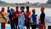 India's Dushyant bagged his second successive Asian Games bronze in rowing (SAI Media Photo)
