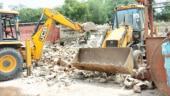 Demolition drive frees 166 acre land in Delhi