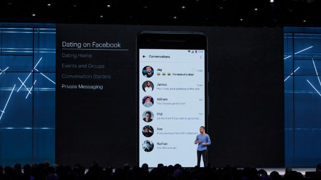 Facebook testing Dating feature internally, reverse engineer finds
