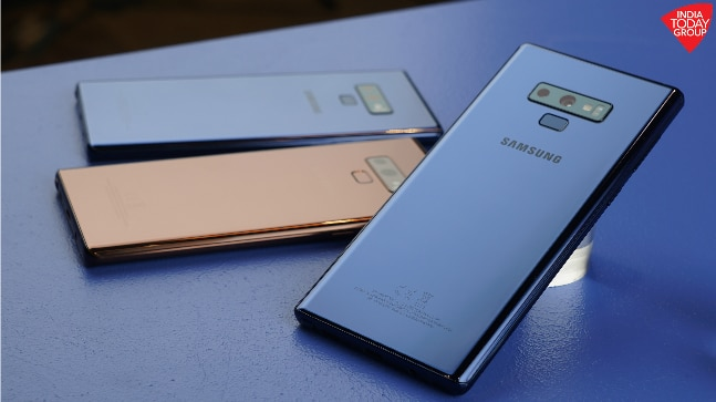huge selection of ec287 4abbc Samsung Galaxy Note 9 can be pre-booked in India starting today ...